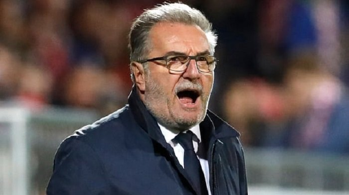 Kroasia Tendang Ante Cacic dari Timnas Kroasia