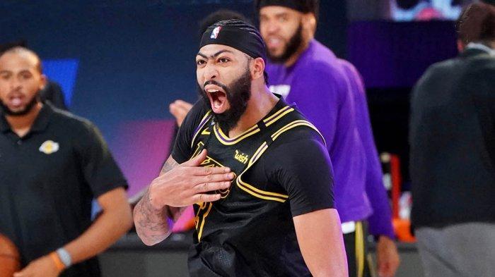 Anthony Davis, Lakers Membeli Saya Untuk Memenangkan Pertandingan Penting