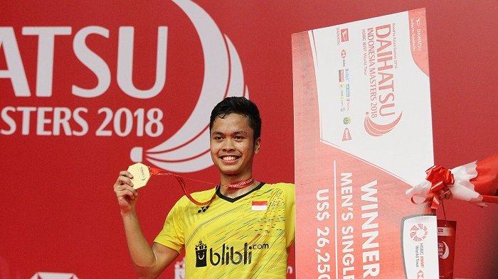 PBSI Siap Gelar Indonesia Master 2019