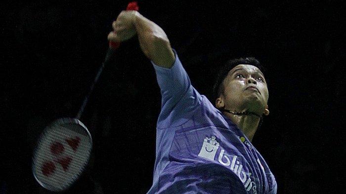 Anthony Ginting: Saya Ingin Mengulang Hasil di Indonesia Master