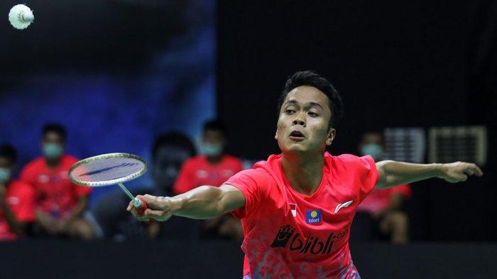 Anthony Sinisuka Ginting Dan Leo/Daniel Membawa Tim Garuda Unggul 2-0 Atas Tim Banteng
