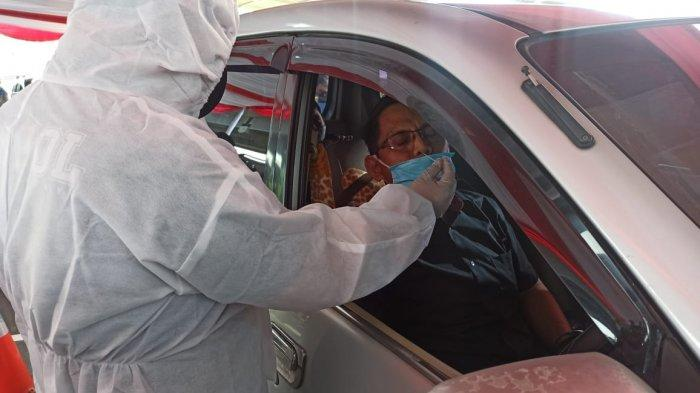 Irjen Fadil Imran Temukan Dua Orang Positif Covid-19 saat Tes Antigen di KM 34 Tol Japek