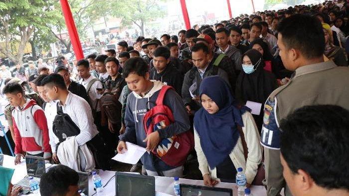 Besok 1 September 2020 Job Fair Kota Tangerang Digelar, Pendaftar Sudah 500 Orang Lebih