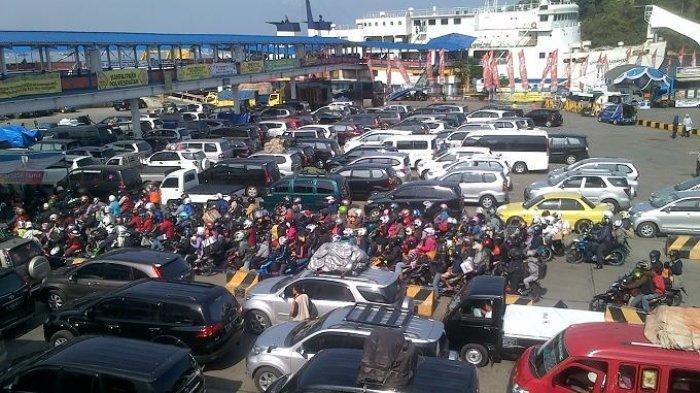 H-5 Lebaran, Trafik Angkutan Logistik di Merak-Bakauheni Meningkat 24 Persen