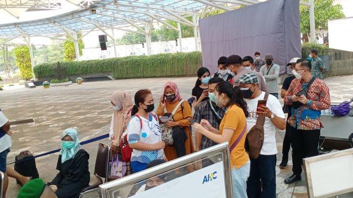 Antre Tes PCR Berjam-jam, Sejumlah Penumpang di Terminal 3 Bandara Soetta Kecewa Batal Terbang