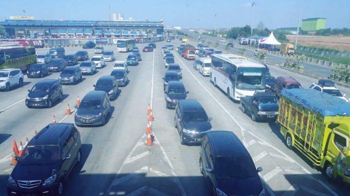 Libur Tahun Baru 2019, Sebanyak 286.172 Kendaraan Tinggalkan Jakarta