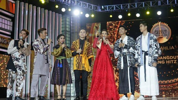 Penghargaan Anugerah Dangdut Indonesia 2018 Dorong Pedangdut Semangat Berkarya