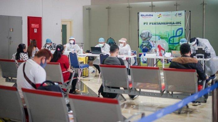 Healthcare facilities seperti misalnya fasilitas rapid test saat ini tersedia di sejumlah bandara yang dikelola perseroan. Fasilitas yang terbaru adalah fasilitas PCR Test yang di bangun di koridor kedatangan internasional Terminal 3 Bandara Soekarno-Hatta.