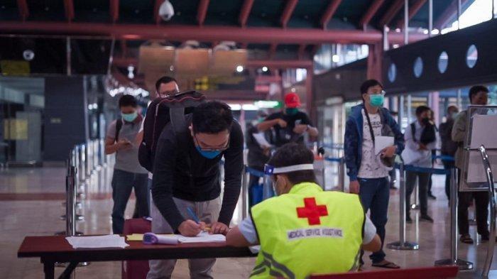 Physical Security, Bio-Security & Cybersecurity Dijalankan di Bandara ap II di Era New Normal