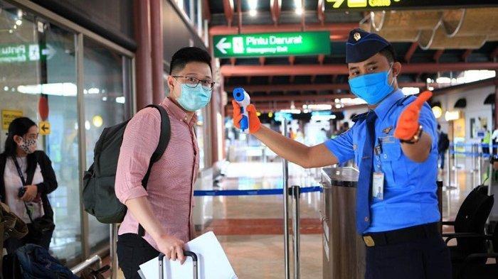 Penumpang Pesawat di Bandara NYIA Kulon Progo Akan Jadi yang Pertama Pakai GeNose C-19