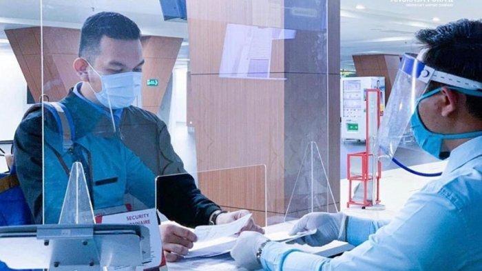 PT Angkasa Pura II menggelar survei pada Jumat (11/9/2020), mulai pukul 10.00 – 19.00 WIB dengan jumlah responden 111 penumpang di Bandara Soekarno-Hatta.