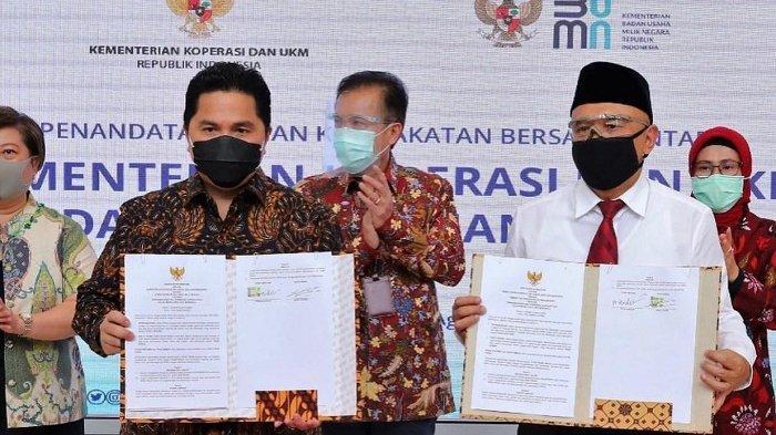 Akibat Pandemi Virus Corona Sektor IKM Kabupaten Tangerang Mengalami Kebangkrutan
