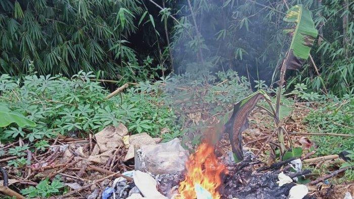 Viral Bekas APD Berserakan di Makam Covid-19 Pondok Rajeg, Ini Kata Polisi