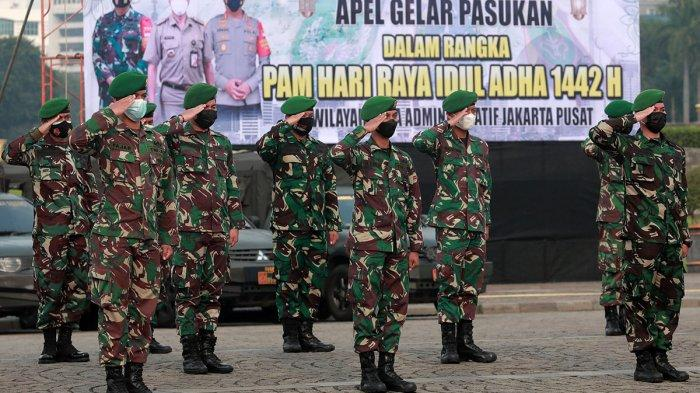VIDEO : Apel Pengamanan Hari Raya Idul Adha