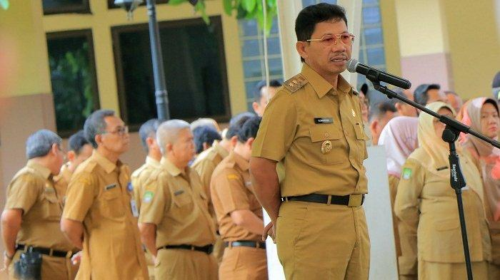 Anak Wakil Wali Kota Tangerang Terungkap Ikut Patungan Membeli Narkoba