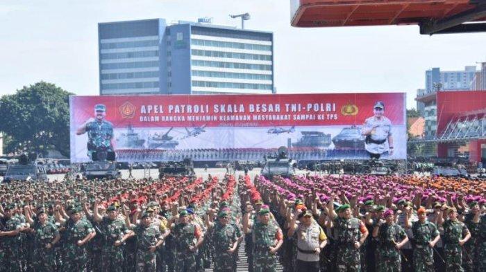 Pangdam Jaya  Jamin Kondisi DKI Jakarta dan Sekitarnya di Masa Tenang, Kondusif