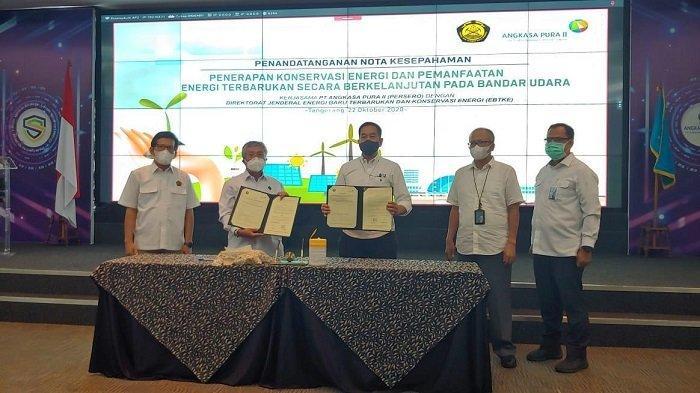 PT Angkasa Pura II Perluas Portofolio ke Sektor Energi Baru Terbarukan dan Fasilitas Kesehatan