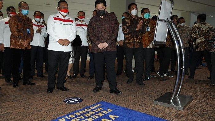 Ada Fasilitas Istimewa Hasil Kolaborasi AP II dan BP2MI bagi Pekerja Migran Indonesia di Soetta
