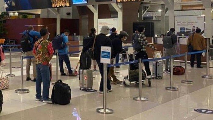 Libur Panjang, Jumlah Penumpang Bandara Soekarno-Hatta Tembus 61.000 Orang Per Hari