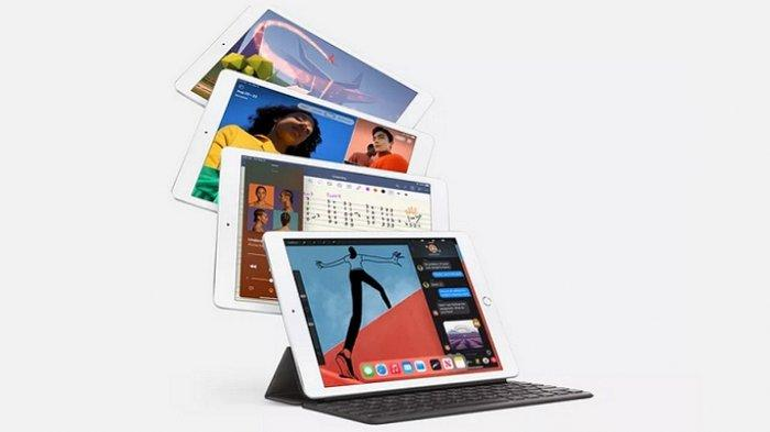 Apple iPad 8, tablet entry-level terbaru milik Apple