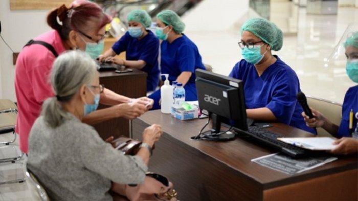 Banyak Lansia Alami Gangguan Kesehatan, Vaksinasi Covid-19 Khusus Lansia di Kota Depok Tertunda