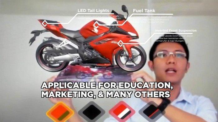 Rilis, Teknologi 3D Video Conference IseeAR, Dukung Proses Belajar Mengajar dan Tenaga Marketing