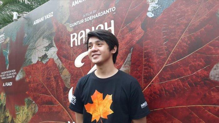 Arbani Yasiz saat ditemui di MNC Tower, Kebon Jeruk Jakarta Barat, Kamis (30/7/2020).