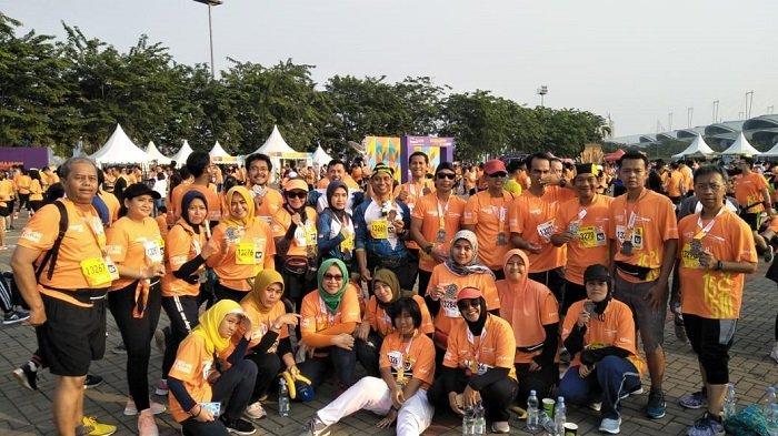 Komunitas Arcadia Runners, Merekat Silaturahmi Warga dengan Lari Bersama
