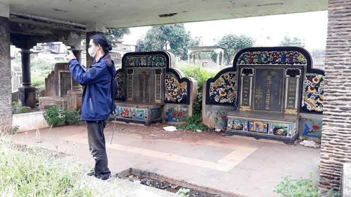 Makam Tionghoa TPU Kebon Nanas Lokasi Pasangan Mesum Pernah Sebelumnya Jadi Tempat Pemerkosaan