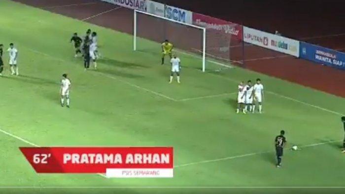 Hasil Arema FC 2-3 PSIS Semarang: Pasukan Mahesa Jenar ke Perempat Final dan Singo Edan Terdepak