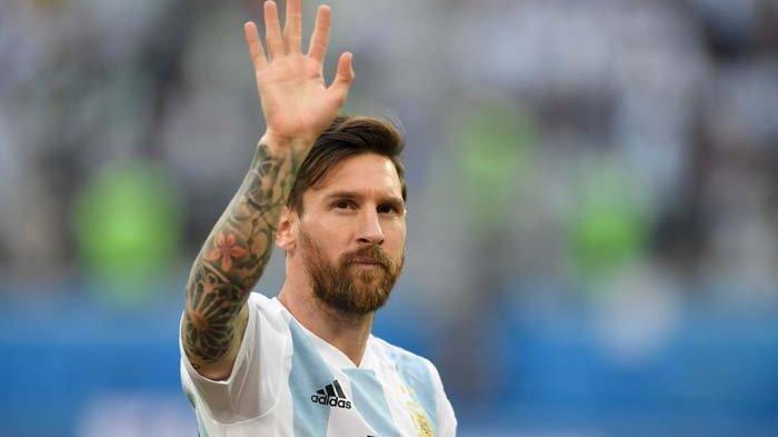 Messi Tetap Terpopuler di Facebook meski Kalah di Piala Dunia
