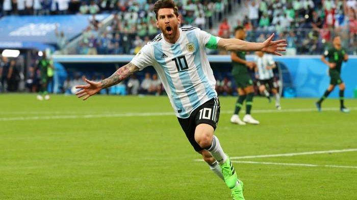 Lionel Messi Diharapkan Bisa Mengulang Kembali Kenangan Manis di Laga Kontra Prancis