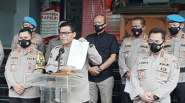 Selain Rizieq Shihab, Polisi Juga Tetapkan Ketum DPP FPI Shabri Lubis Sebagai Tersangka