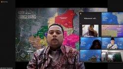 Arief R Wismansyah Minta Orang Tua Murid di Kota Tangerang Bantu Proses Belajar secara Online