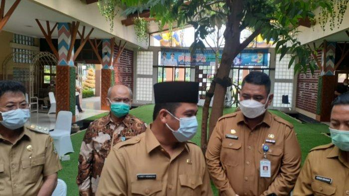 Antisipasi Cuaca Ekstrem 23-24 Februari, Pemkot Tangerang Gerak Cepat Tambal Tanggul-tanggul Bocor