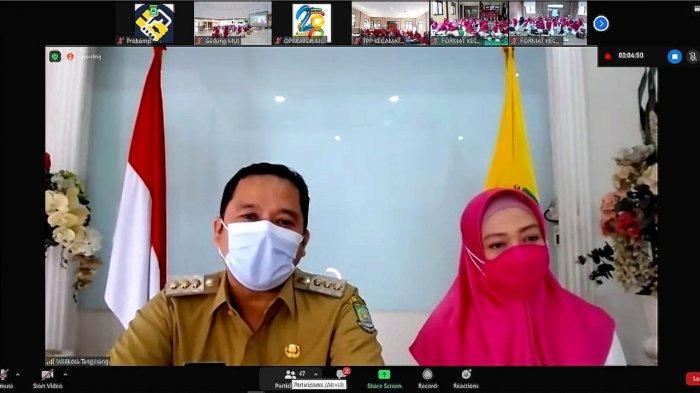 FORMAT Akhlakul Karimah Kota Tangerang Lakukan Pengajian Secara Daring di Masa Pandemi Virus Corona