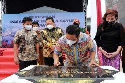 Arief R Wismansyah Ingin Pasar Induk Jatiuwung Berperan Mengendalikan Harga Sembako
