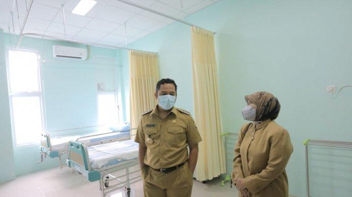 Arief R Wismansyah Sebut Puskesmas Sudimara Pinang Beroperasi Sebagai Rumah Isolasi Covid-19