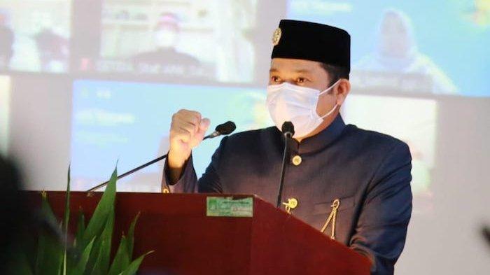 Paparan Wali Kota Arief R Wismansyah Dalam Rangka HUT ke 28 Kota Tangerang
