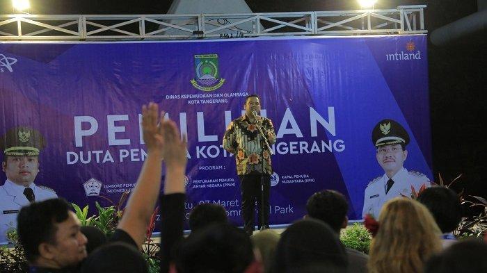 Wali Kota Arief R Wismansyah Tantang Warta Kota Tangerang Out of the Box