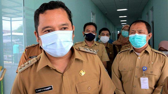 Arief R Wismansyah Ungkap Keberhasilan Kota Tangerang Terlempar dari Zona Merah Covid-19