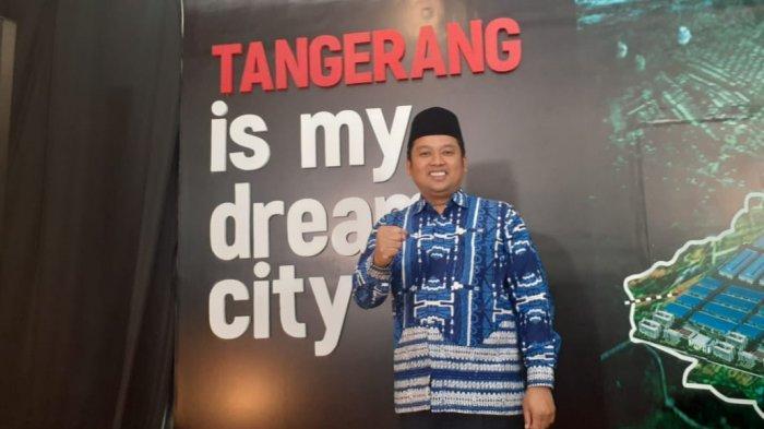 Wali Kota Tangerang Arief R Wismansyah Bangun Wilayah Kumuh Jadi Sarana Rekreasi