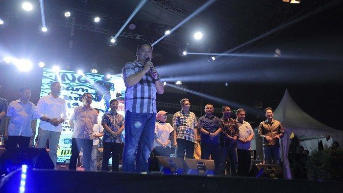 Meriahnya Puncak Peringatan HUT Kota Tangerang Ke-26