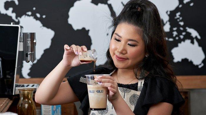 Ariel Christina: Tangkap Peluang Bisnis Minuman Kopi saat Pandemi Covid -19