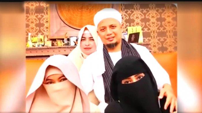 Ustaz Arifin Mulai Bicara 4 Istri yang Akan Disambut Takbir, Soal Perceraian Dia Bilang Begini