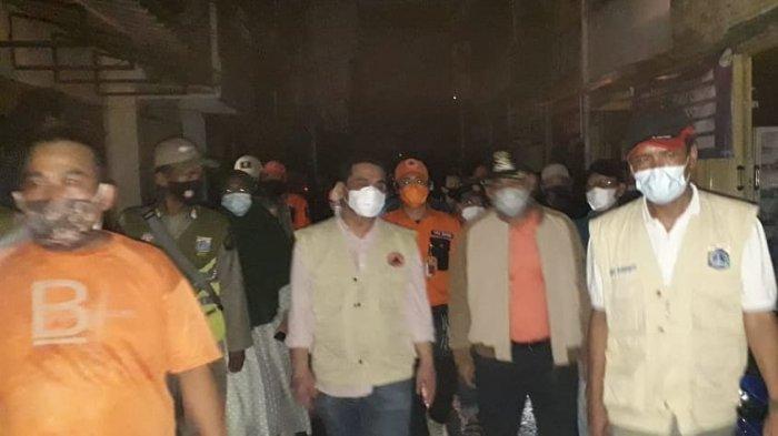 Pemprov DKI Jakarta Bantu Warga Tamansari yang Jadi Korban Kebakaran