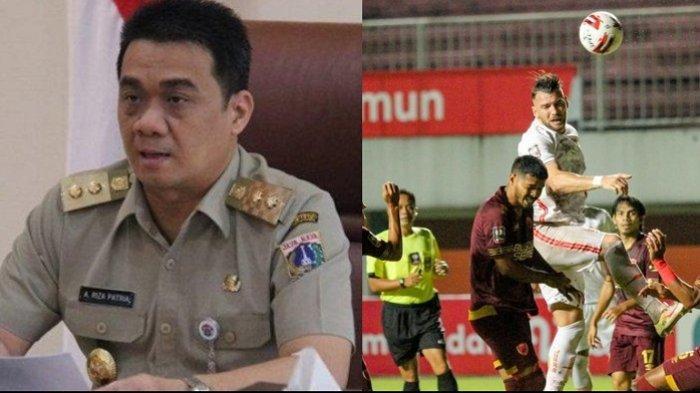 Persija Jakarta Masuk ke Final Piala Menpora 2021 Kalahkan PSM Makassar, Wagub Ariza: Alhamdulillah
