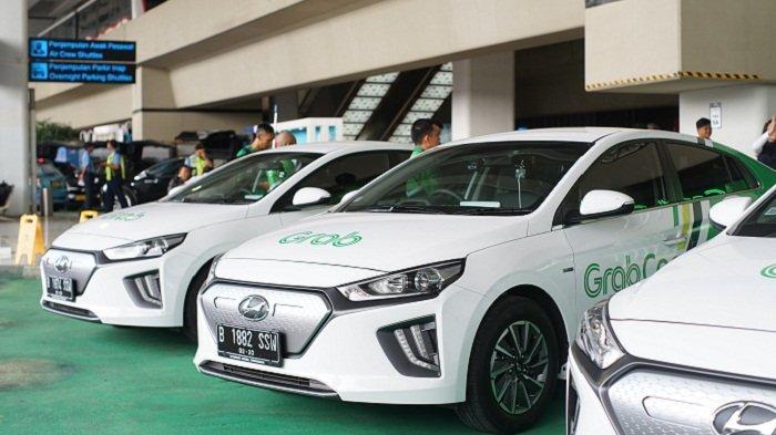 Baterai Penuh Jarak Tempuh 373 Km, Ini Fitur dan SpesifikasiGrabCar Listrik Hyundai IONIQ EV