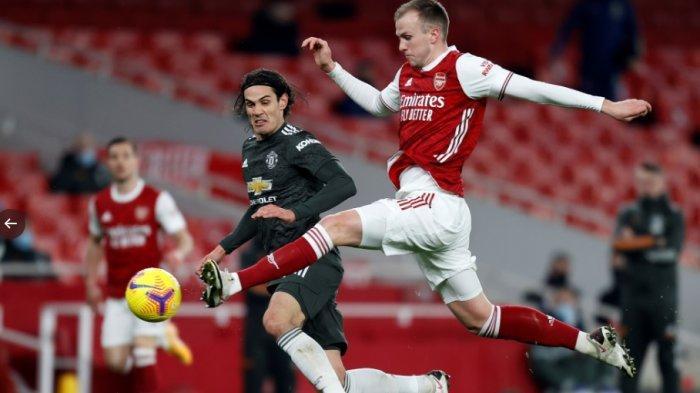 Babak Pertama Arsenal vs Manchester United 0-0, Jual Beli Serangan Tapi Alami Kebuntuan