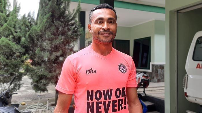 Inilah Alasan Arthur Barrios Bonai Bergabung ke PS Tira Persikabo